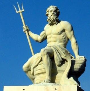 Ελληνική Μυθολογία - Μέρος Τεταρτο: ΠΟΣΕΙΔΩΝΑΣ